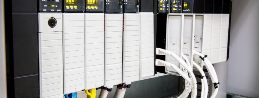 Controlador de PLC 1